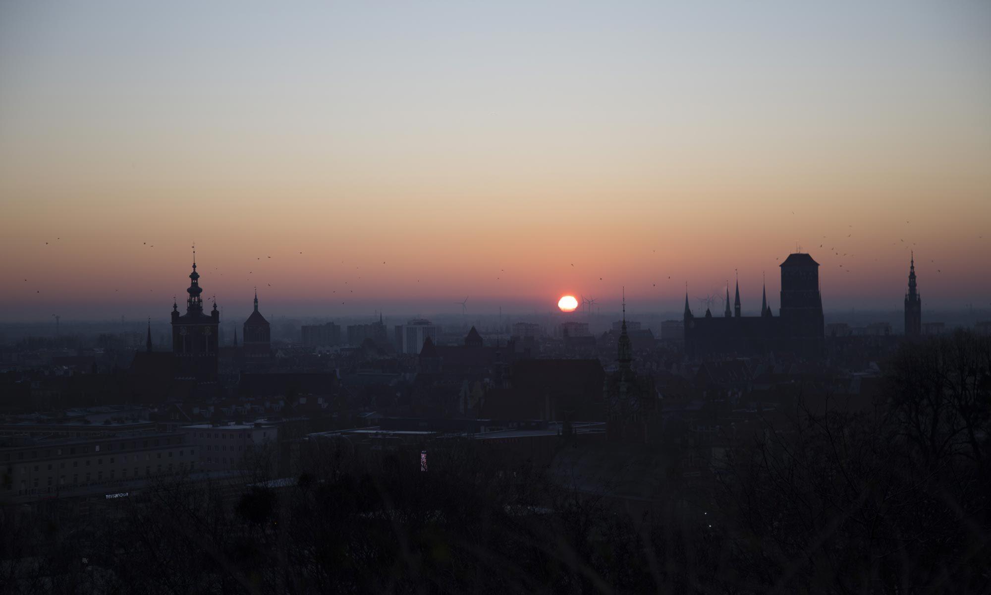 Stadtführung in Danzig